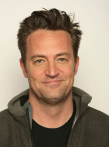 "PARK CITY , UT - JANUARY 21: Actor Matthew Perry from the film ""Birds of America"" poses for a portrait at the Miners Club during the 2008 Sundance Film Festival on January 21, 2008 in Park City, Utah. (Photo by Frank Micelotta/Getty Images)"